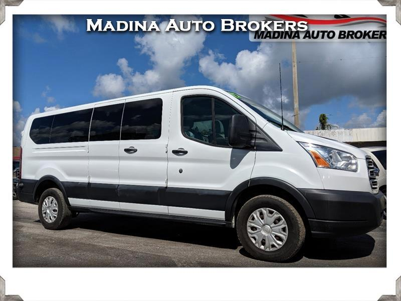 "2015 Ford Transit Wagon T-350 148"" Low Roof XL Swing-Out RH Dr"