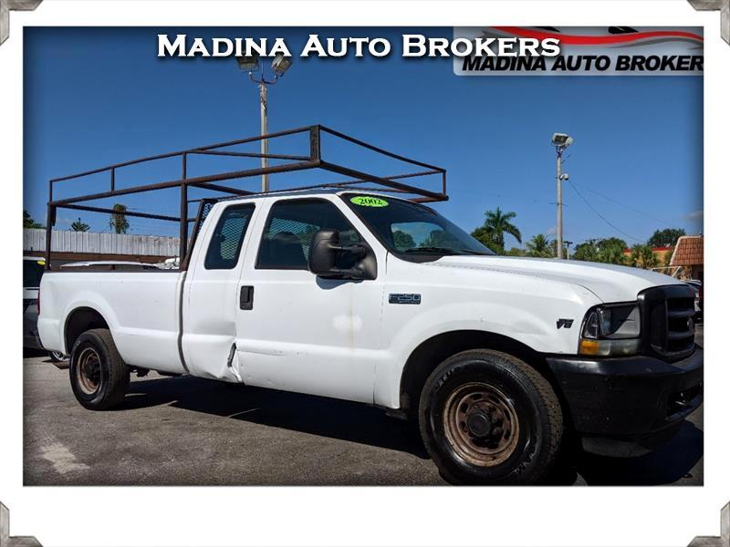 "Ford Super Duty F-250 Supercab 142"" Lariat 2002"