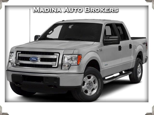 """Ford F-150 4WD SuperCrew 157"""" XL w/HD Payload Pkg 2013"""