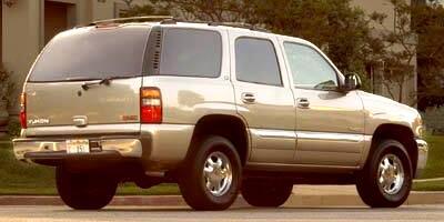GMC Yukon 4dr 1500 SLT 2005