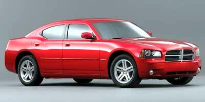 Dodge Charger 4dr Sdn R/T RWD 2006