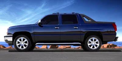 """Chevrolet Avalanche 1500 5dr Crew Cab 130"""" WB 2WD Z66 2006"""