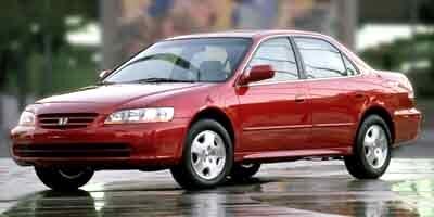 Honda Accord Sdn EX Auto 2002