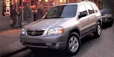 Mazda Tribute 3.0L Auto ES 2002