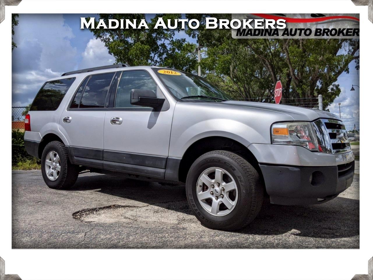 Ford Expedition 4WD 4dr XL 2012