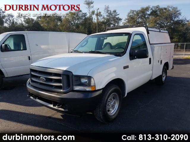 2003 Ford F-250 SD XL 2WD