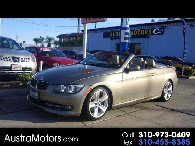 BMW Series I Convertible RWD For Sale CarGurus - 2011 bmw convertible