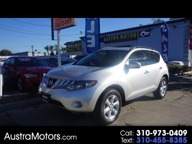2010 Nissan Murano 2WD 4dr SL