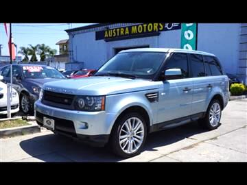 2011 Land Rover Range Rover Sport