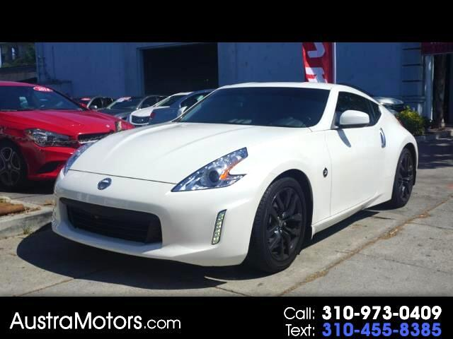 2016 Nissan Z 370Z Coupe Touring 7AT