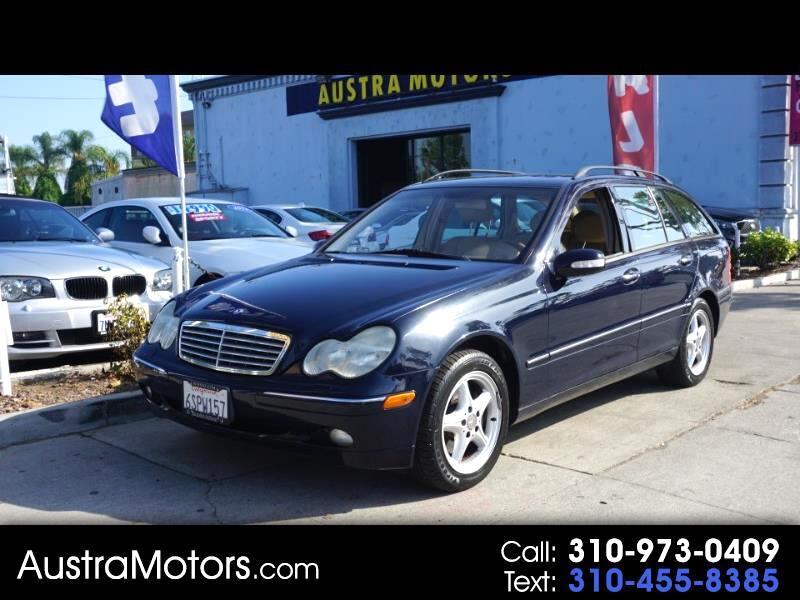 2002 Mercedes-Benz C-Class Wagon C320