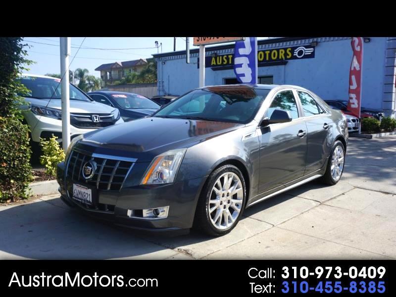 2012 Cadillac CTS Premium w/ Navi