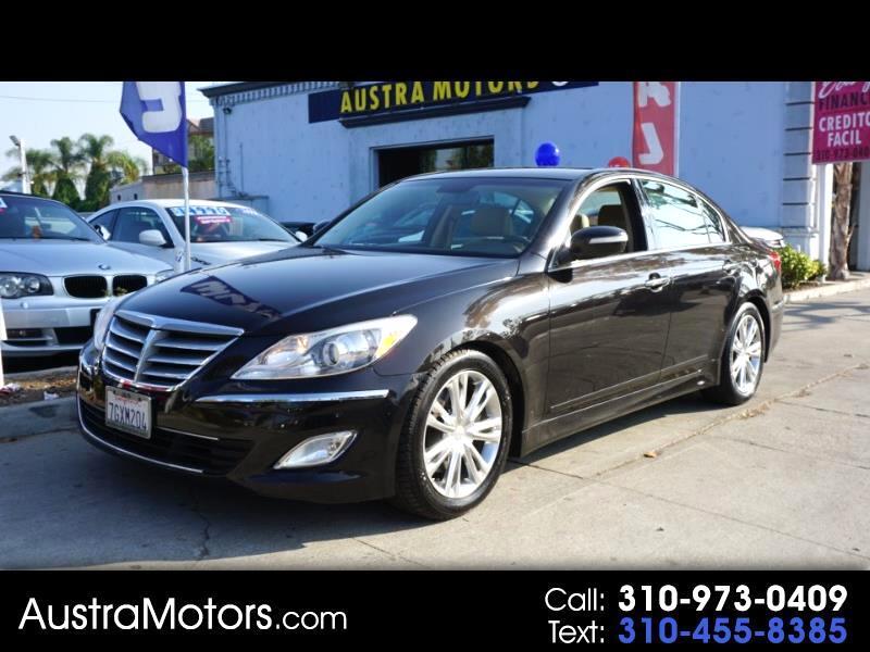 2014 Hyundai Genesis 3.8L