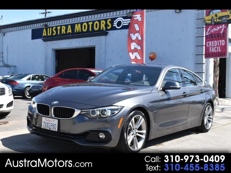 2018 BMW 4-Series Gran Coupe 430i