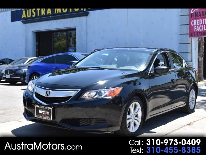 Acura ILX 5-Spd AT 2013