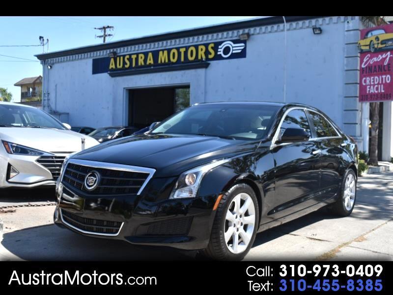 Cadillac ATS 2.0L Base RWD 2014
