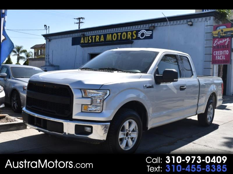 Ford F-150 XL SuperCab 6.5-ft. Bed 2WD 2017