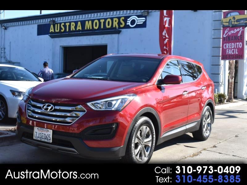 Hyundai Santa Fe Sport 2.4 FWD 2015