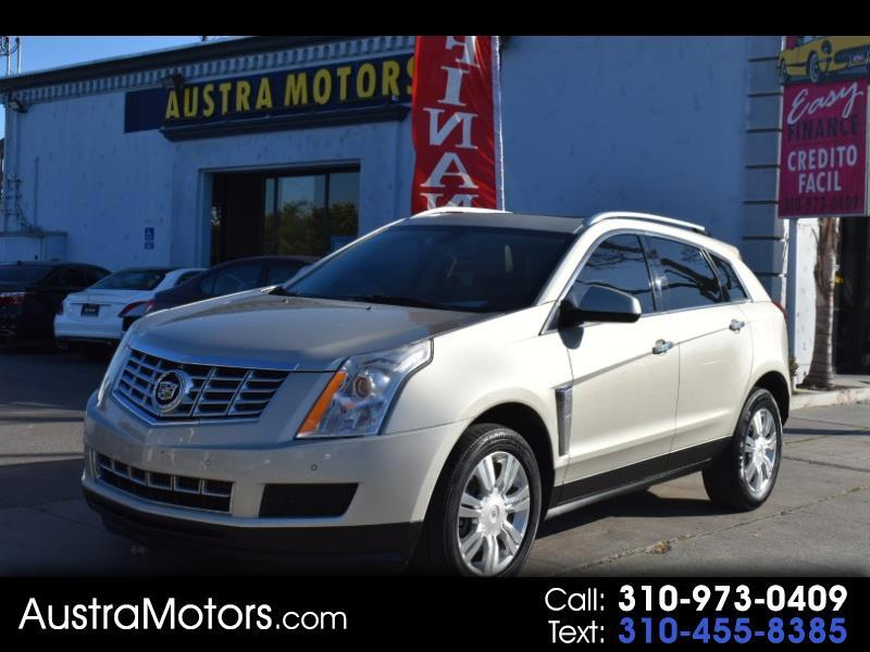 Cadillac SRX Luxury Collection 2013