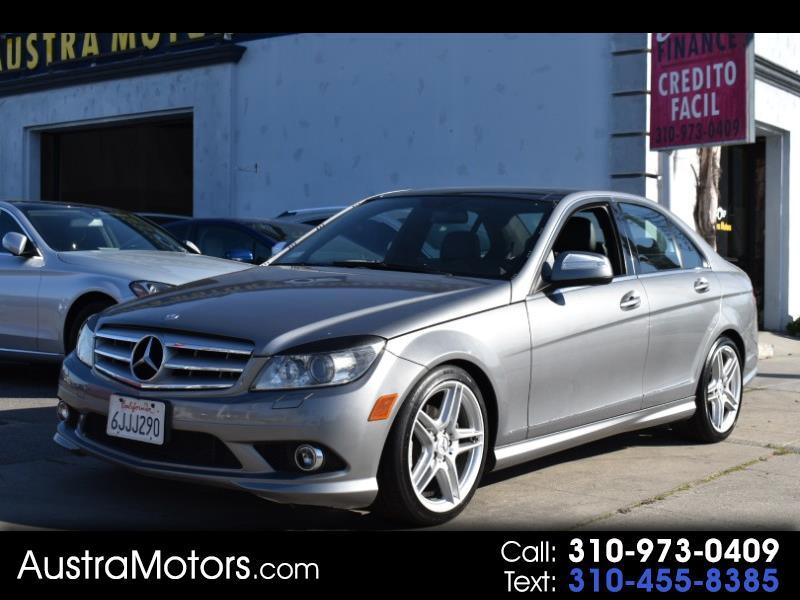 Mercedes-Benz C-Class C300 Luxury Sedan 2009
