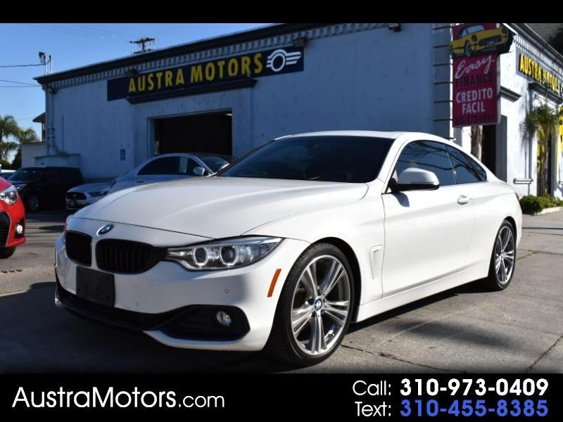 BMW 4-Series 428i SULEV Coupe 2016