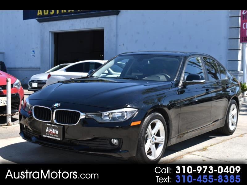 BMW 3-Series 320i Sedan 2015