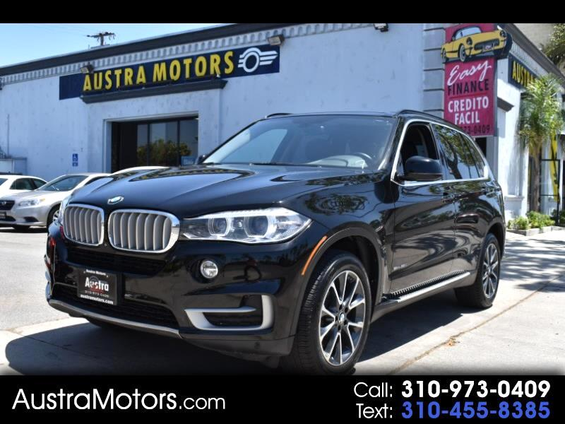 BMW X5 sDrive35i 2015
