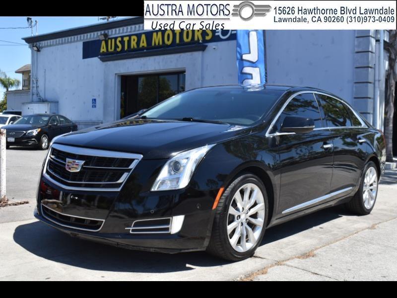 Cadillac XTS Luxury FWD 2017