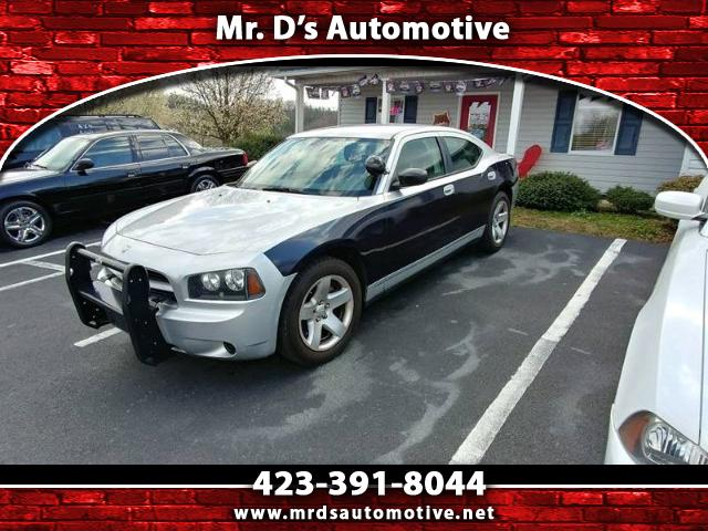 2009 Dodge Charger 4dr Sdn 5-Spd Auto Police RWD