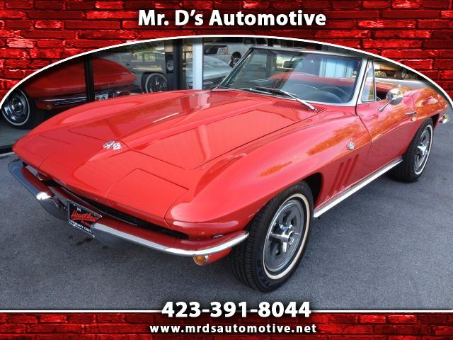 1965 Chevrolet Corvette Stingray 1LT Convertible