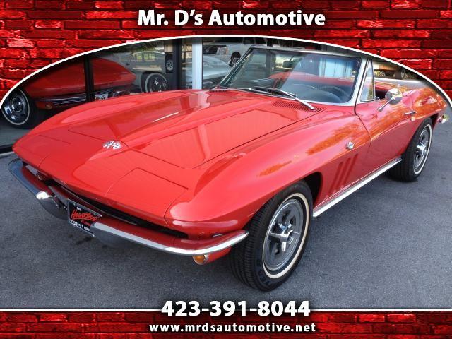 1965 Chevrolet Corvette Stingray 1LT Convertible