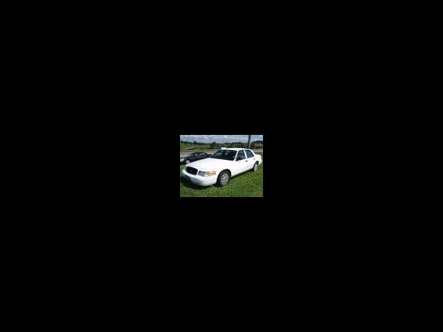 Ford Crown Victoria Commercial Police Package LWB 2007