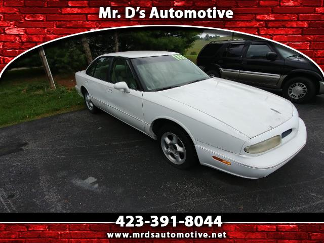 1997 Oldsmobile Eighty Eight Base