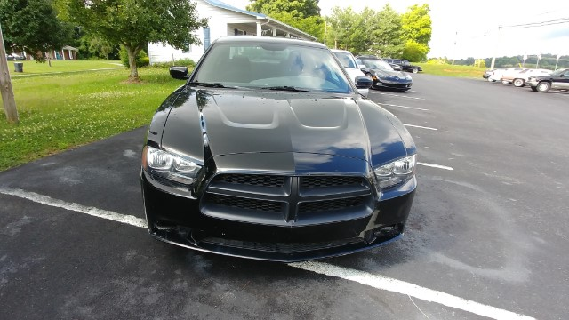 Dodge Charger 4dr Sdn 5-Spd Auto Police RWD 2013