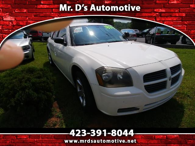 2006 Dodge Charger 4dr Sdn 5-Spd Auto Police RWD