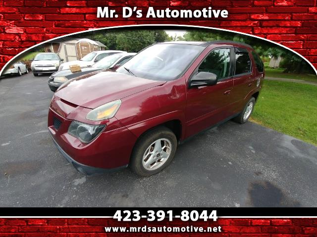 2004 Pontiac Aztek 4dr All Purpose FWD