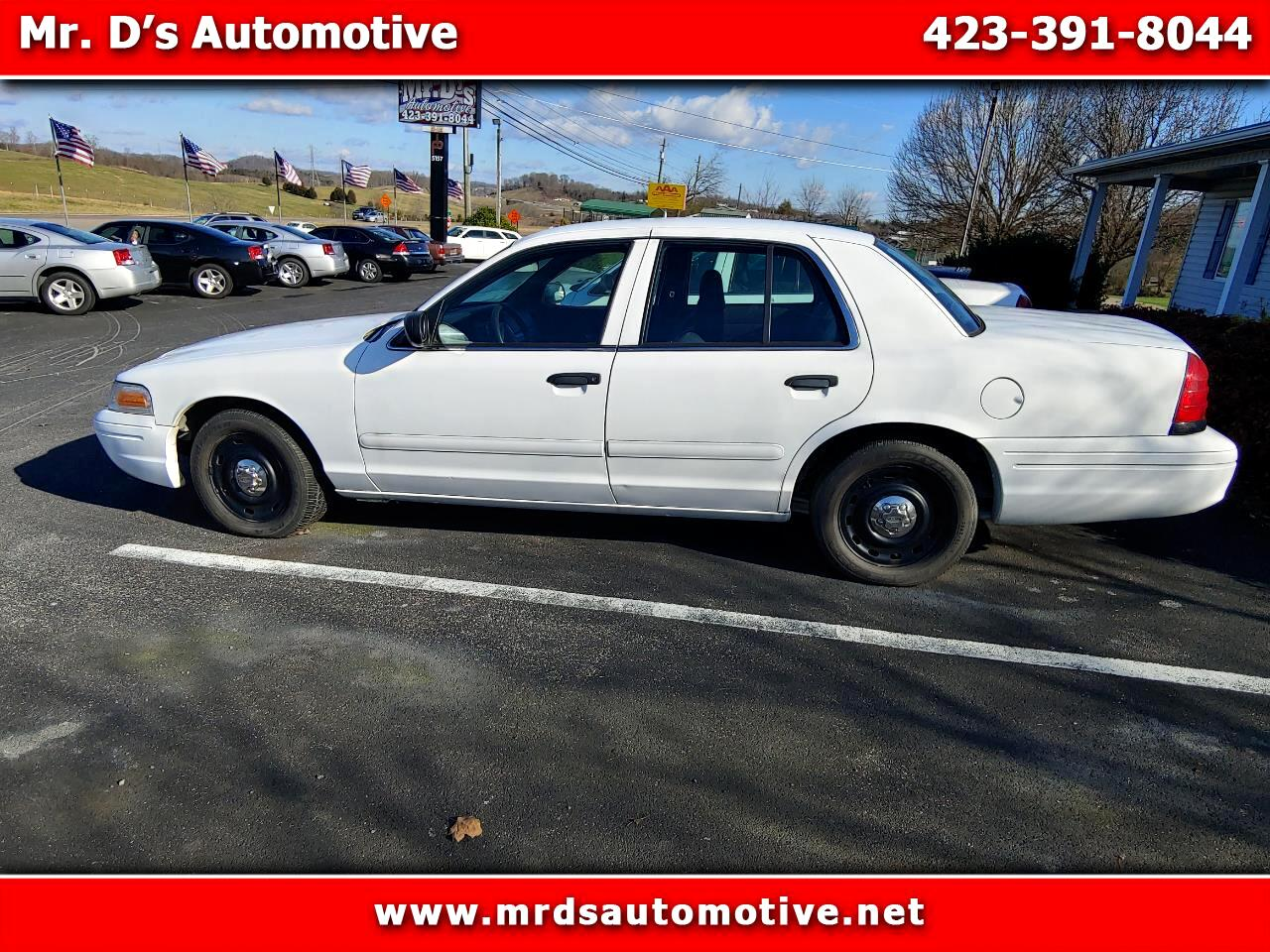 Ford Crown Victoria Police Interceptor 2005