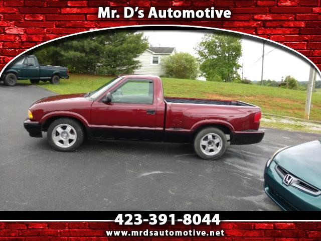 1997 GMC Sonoma SL Reg. Cab 6.1-ft. Bed 2WD