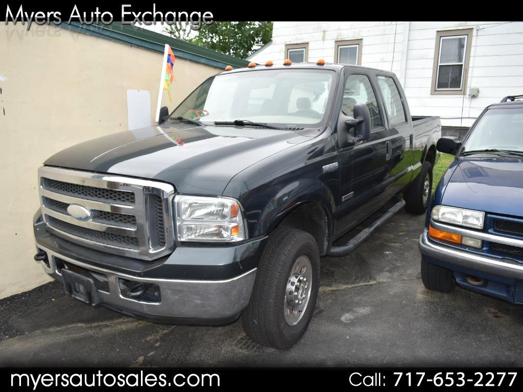 2005 Ford Super Duty F-250 4WD Crew Cab 156