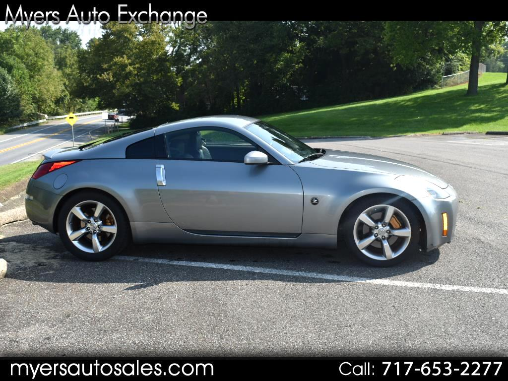2005 Nissan 350Z 2dr Cpe 35th Anniv. Edition Manual