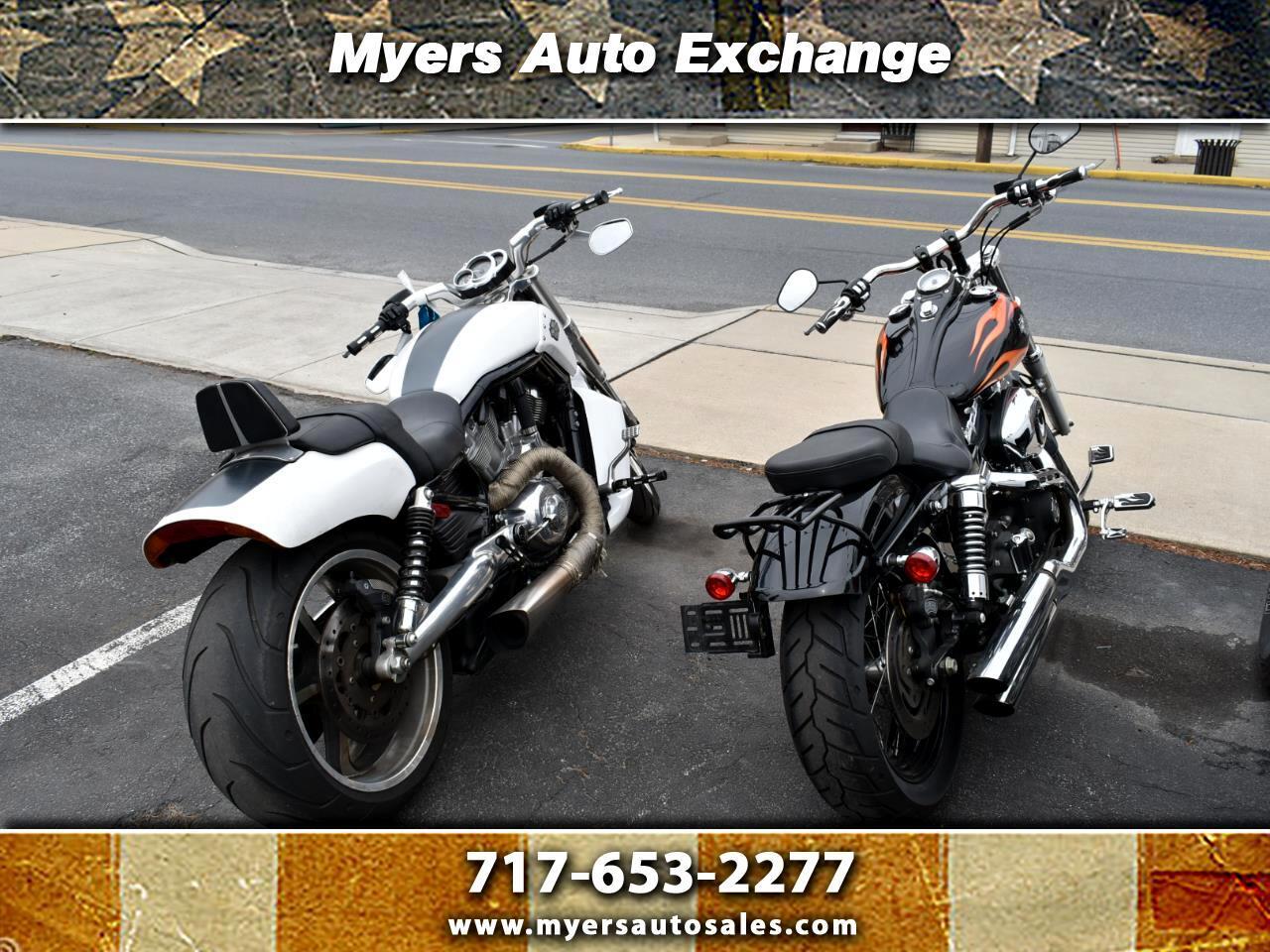 Harley-Davidson VRSCF  2013