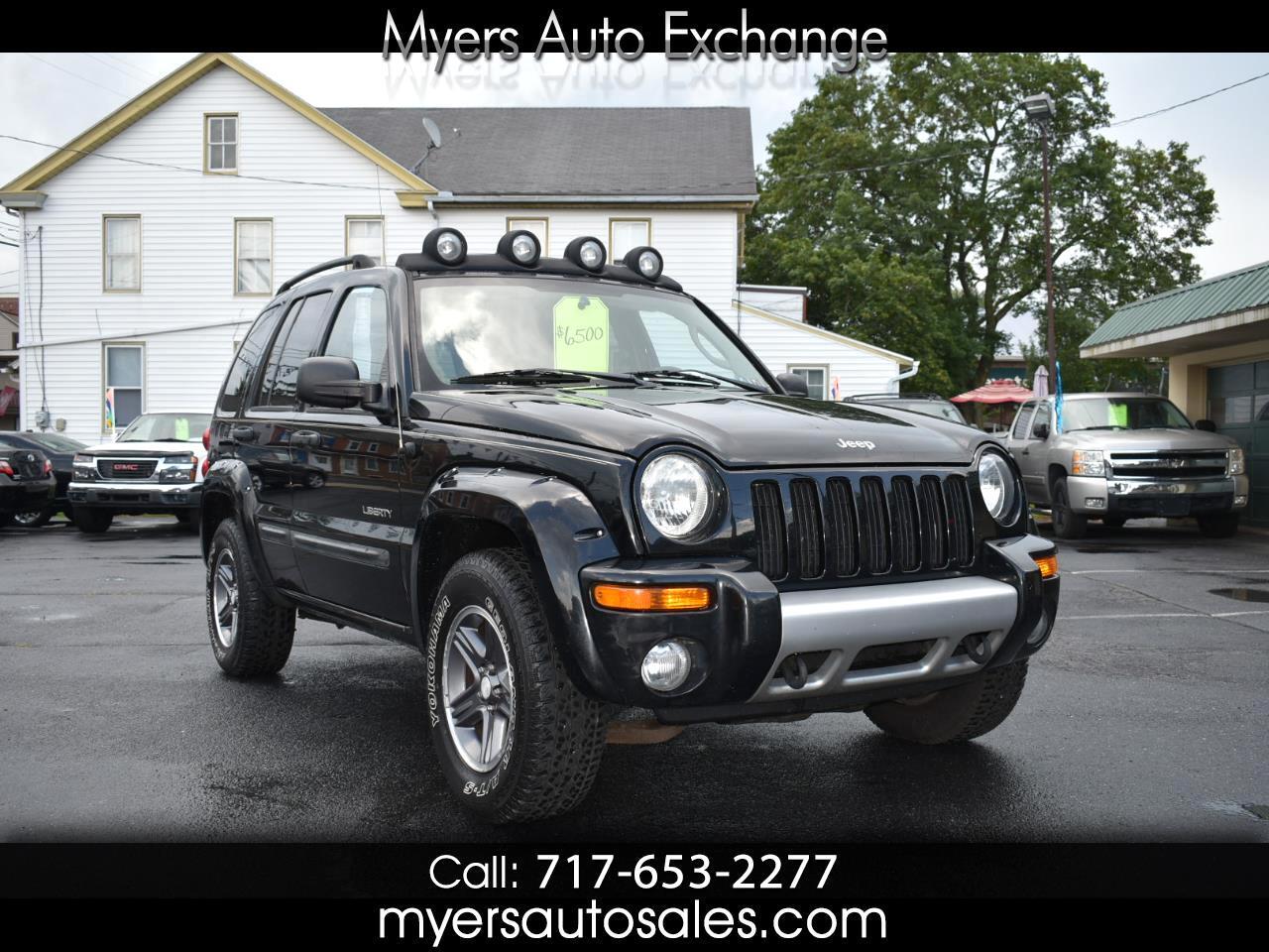 2004 Jeep Liberty Renegade 4WD