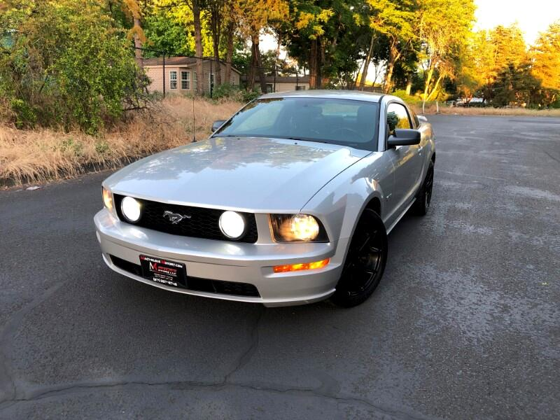 2005 Ford Mustang 2dr Convertible GT Premium