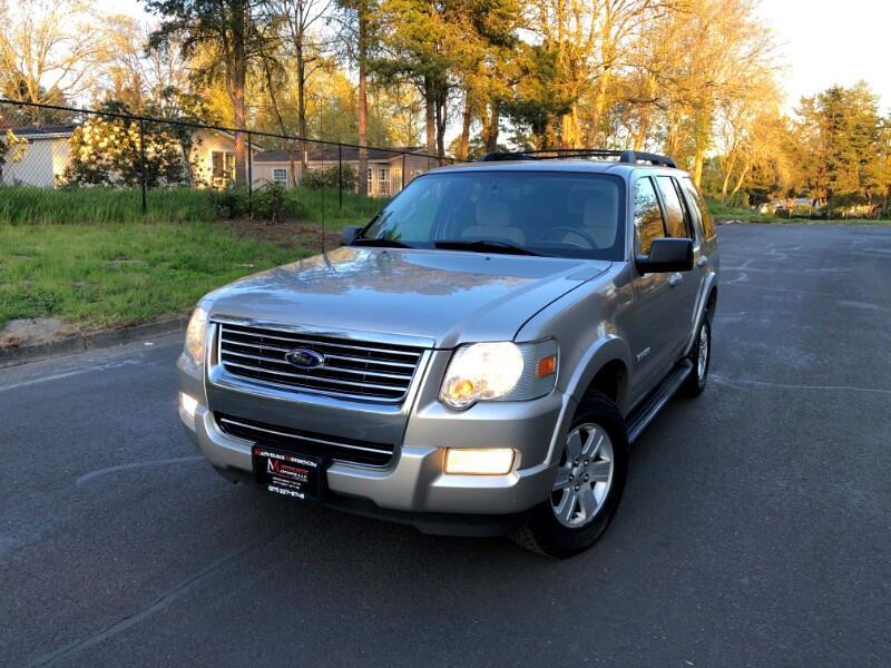 Ford Explorer XLT 4.0L 4WD 2008