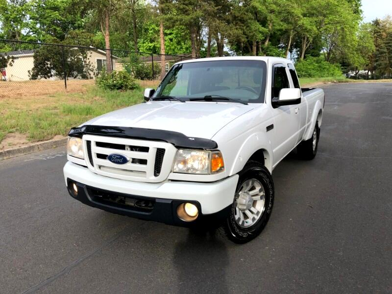 Ford Ranger Sport SuperCab 4-Door 4WD 2011