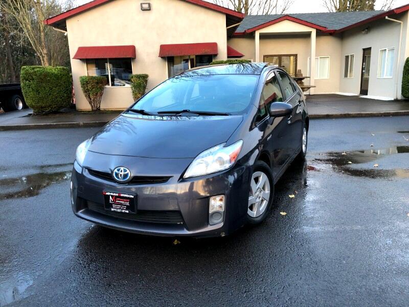 Toyota Prius Prius IV 2010