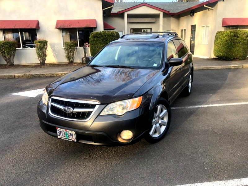 Subaru Outback 2.5i Limited 2008
