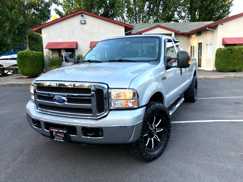 Ford F-250 SD Lariat SuperCab Long Bed 2WD 2005