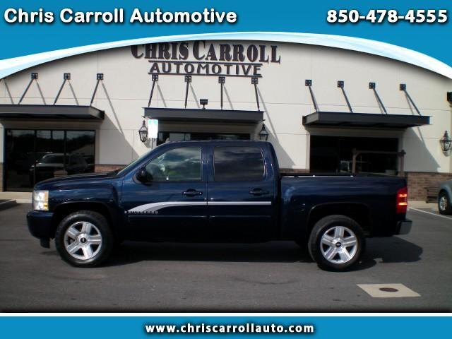2008 Chevrolet Silverado 1500 LT Crew Cab 2WD