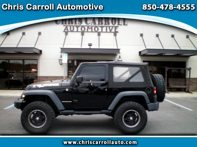 2010 Jeep Wrangler Islander Soft Top